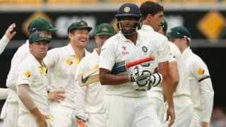 Indian batsmen outdone by umpiring howlers