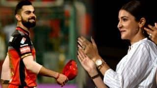 अनुष्का शर्मा ने दिलाया जोश, बैंगलोर ने दर्ज की सबसे बड़ी जीत