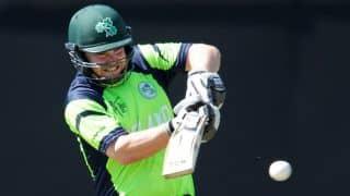 Live Cricket Scorecard: ICC Cricket World Cup 2015, Ireland vs United Arab Emirates, Pool B Match 16 at Brisbane