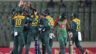 बांग्लादेश के खिलाफ जीत की लय बरकरार रखने उतरेगा दक्षिण अफ्रीका