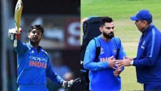 Cricket World Cup 2019: Kohli, Shastri wanted Mayank Agarwal to replace injured Vijay Shankar in Indian squad