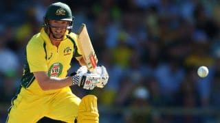 George Bailey once again proves mettle as solid middle-order batsman for Australia