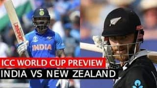 IND vs NZ semi-final, Cricket World Cup 2019: Virat Kohli spoilt for choice as India face New Zealand in semis