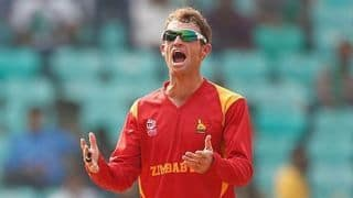 Zimbabwe all rounder Sean Williams: Not qualifying for World Cup still haunts us