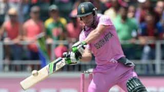 Video: AB de Villiers fastest ODI hundred