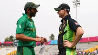 Pakistan's coach Waqar Younis submits team report to PCB after T20 World Cup 2016 elimination