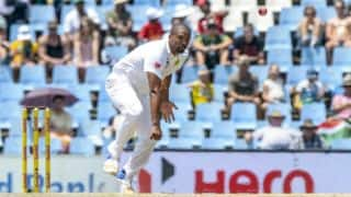 There is nothing called 'dead rubber', points out Philander