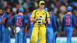 वनडे सीरीज हारते ही स्टीवन स्मिथ ने टी20 सीरीज जीतने की हुंकार भरी!