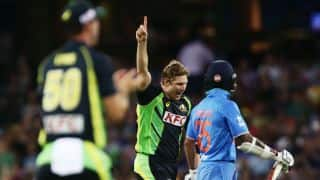 India toughest to beat in ICC World T20 2016: Shane Watson