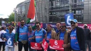 Indian fans excited for 1st world cup match, Sudhir gautam on Cricket country