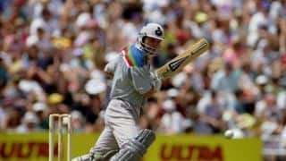 RIP Martin Crowe: New Zealand legend's career in pictures