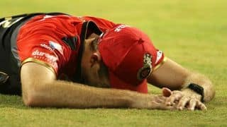 VIDEO: Kohli and RCB slump to seventh loss