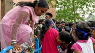 IPL 2014: Kolkata Knight Riders' victory celebrations result in stampede; seven injured