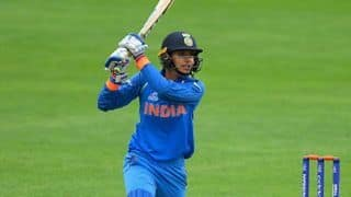 ICC Women's World T20:I was disappointed with the way I was getting out in the first few games; Says Smriti Mandhana