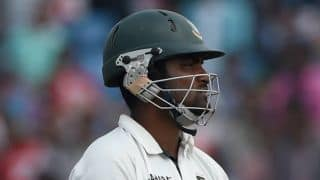 Kayes and Tamim Iqbal complete half-centuries