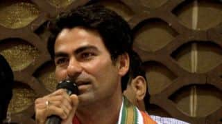 Mohammad Kaif: Received blessings from Sachin Tendulkar, Sourav Ganguly for election campaign