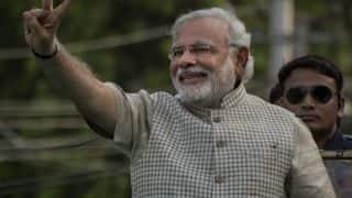 Prime Minister of India Narendra Modi steps down as head of GCA