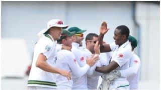 चार तेज गेंदबाजों के साथ ही दूसरे टेस्ट मैच में उतरेगी द.अफ्रीकी टीम