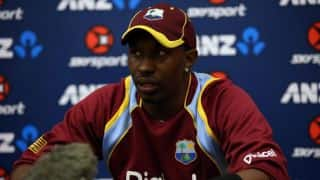 Bravo's day at the CPL 2014