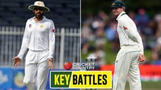 AUS vs PAK 1st Test: Key clashes for series opener