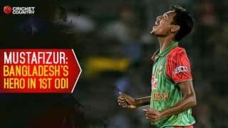 Mustafizur Rahman: Another example of Bangladesh's growing pool of international talent