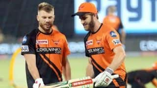 SRH vs KKR, Predicted 11 for Sunrisers Hyderabad against Kolkata Knight Riders 11 April