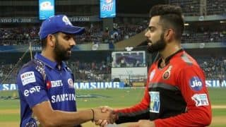 VIDEO: After maiden win, RCB out to spoil Mumbai's party