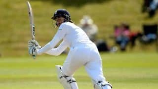 Jenny Gunn, Anya Shrubsole help England Women extend lead against India Women at lunch on Day 3 of only Test at Wormsley