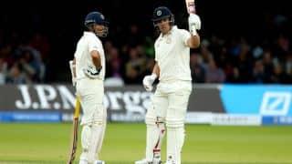 Sachin TenduIkar's presence inspired me, says Aaron Finch