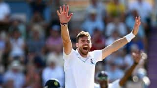 James Anderson's strikes leave India struggling at 120 for six against England in 3rd Test at Southampton