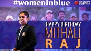 Happy Birthday Mithali Raj; Sachin tendulkar, Suresh Raina and others wishes the queen of cool