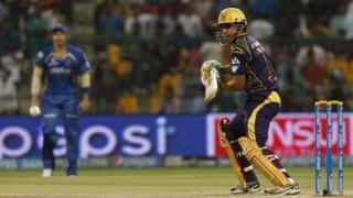 Kolkata Knight Riders make a fine start against Rajasthan Royals in IPL 2014