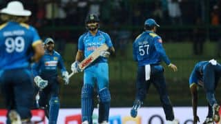 IND vs SL, 2017-18: BCCI reschedule first two ODIs