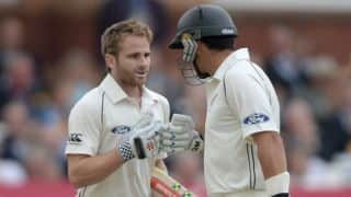 Kane Williamson praises Ross Taylor's batting performance vs Zimbabwe