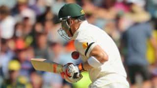 India vs Australia 2014-15, 3rd Test in Melbourne: Brad Haddin dismissed for 55
