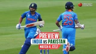 India vs Pakistan, preview and likely XI, ICC Champions Trophy 2017: Dark clouds loom over Ind-Pak spectacle
