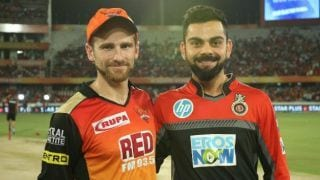 Highlights, IPL 2018, Royal Challengers Bangalore vs Sunrisers Hyderabad, Full Cricket Score and Updates, Match 51 at Bengaluru: RCB win by 14 runs
