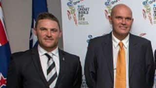 Brendon McCullum: Hard to imagine New Zealand cricket without Martin Crowe