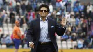 Sachin Tendulkar Becomes 6th Indian cricketer to be inducted into ICC Hall of Fame