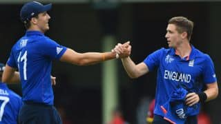 Video: Chris Woakes reflects on match-winning performance against West Indies