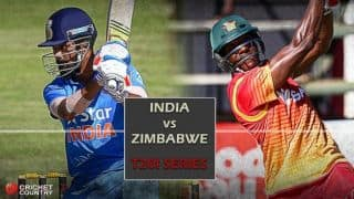 QUIZ: Which was the last team ZIM defeated in a T20I before IND?