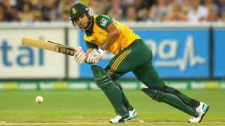 South Africa vs West Indies 2014-15, 3rd T20I at Durban: South Africa 53/0 after 5 overs
