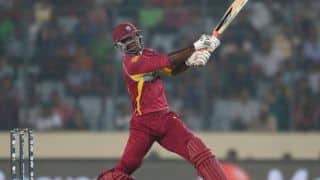 Sammy's wicket sets West indies back