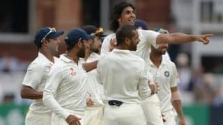 Live Scorecard: India vs England, 2nd Test, Day 5 at Lord's