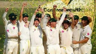 Highlights of England's tour of Australia — Part II