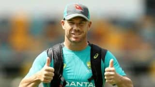 David Warner wishes to play World Cup 2019 for Australia