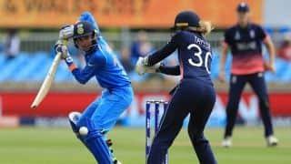 ICC Women's World T20: Teams will keep a close eye on Smriti Mandhana, says Amy Sattertwaite