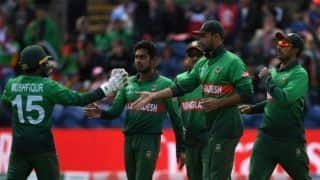Cricket World Cup 2019: Bangladesh start favourites against West Indies