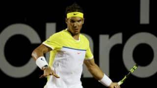 Rafael Nadal: Hard work is finally playing off