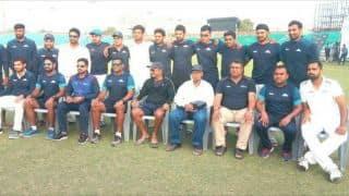 रणजी ट्रॉफी 2018-19: राजस्थान 135 रन पर ढेर, पहले दिन ओडिशा 78/4